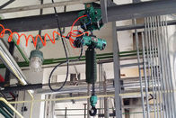 Pneumatic Explosion Proof Chain Hoist Double Chain With Bumper Block